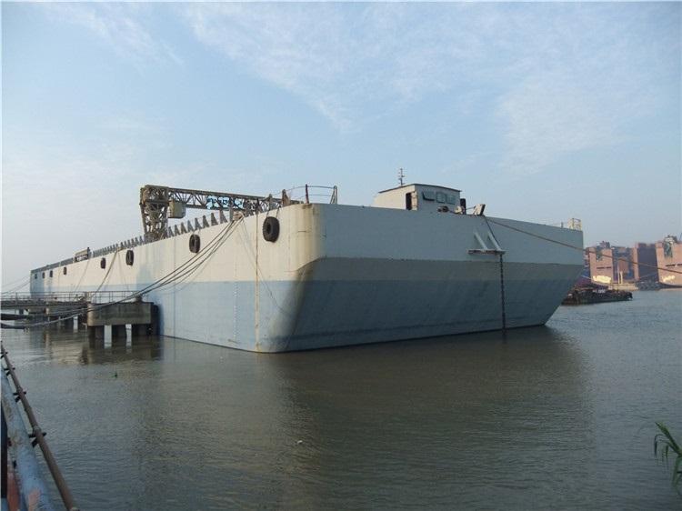 171m Cement Dry Bulk Barge - 43000 DWT For Sale