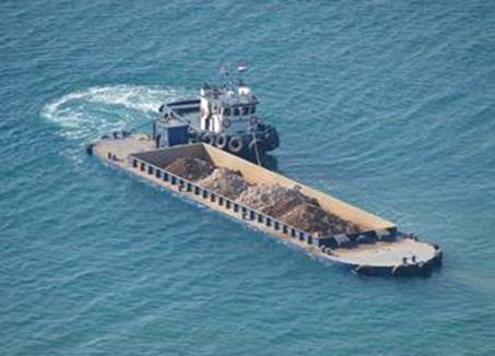 51m Split Barge 2002 - Rebuilt 2011 For Sale
