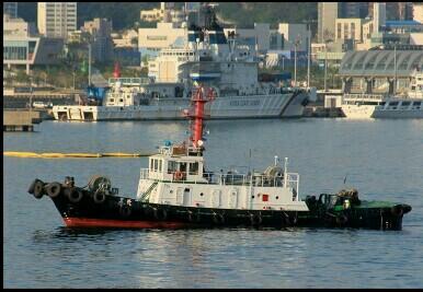 29m Harbor Tug Boat 1988 - Korea Built For Sale