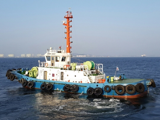 28m Harbor Tug Boat 2013 - BP 22t For Sale
