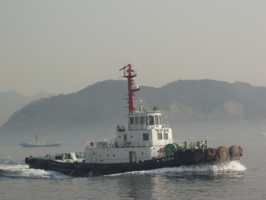 34m Harbor Tug Boat 1990 - BP 51t For Sale