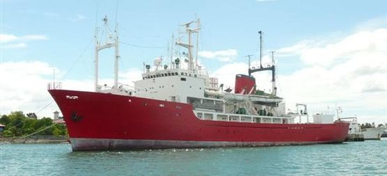 81m Expedition Vessel 1978 - Accommodates 147 - Conversion Candidate For Sale