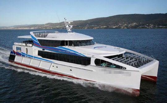 38m High Speed Catamaran Ferry 2016 - 558 PAX - 30 Knots For Sale