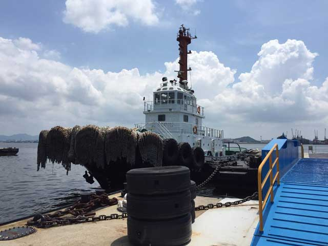 34m Tug Boat 2004 - GT 200t For Sale