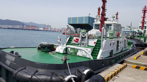 25m Harbor Tug Boat 1996 - Aqua Master Propeller For Sale