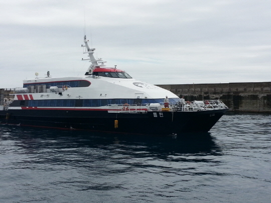 40m Catamaran High Speed Ferry 1996 - 398 PAX For Sale