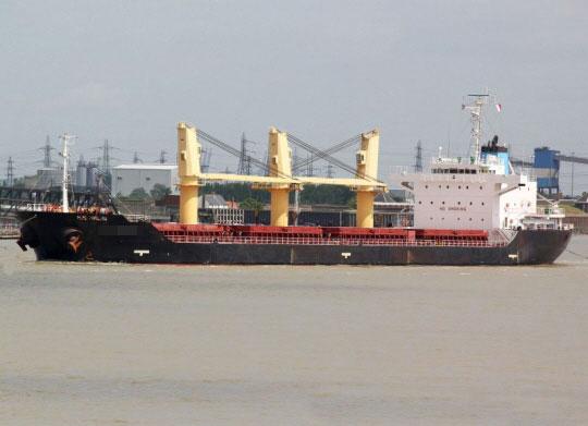 140m Bulk Carrier 2009 - Geared - DWT 18930 For Sale