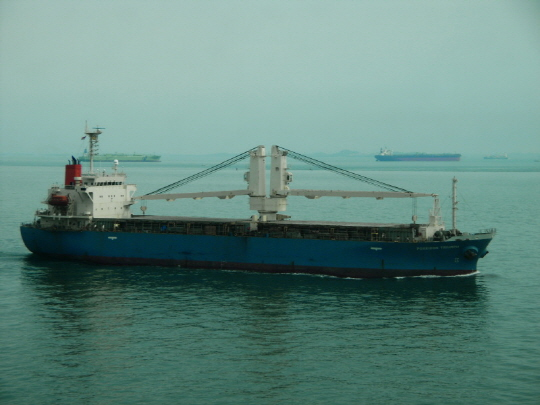 115m General Cargo Ship 2004 - Geared Tween Decker - DWT 12000 For Sale