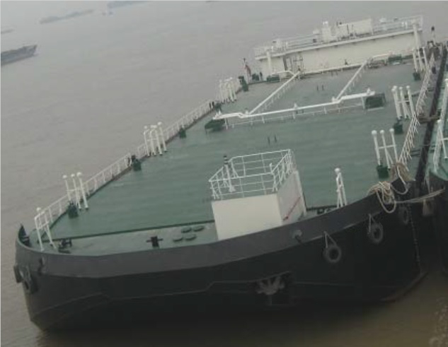 76m Non Propelled Oil Barge - 5800 CBM  For Sale
