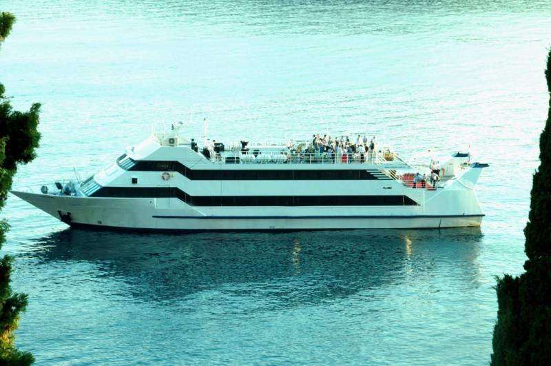46m Day Passenger Event Boat - Refurbished 2012 For Sale