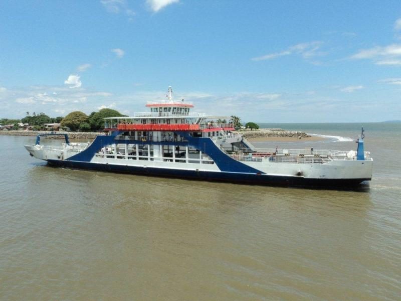 82m Double Ended ROPAX Ferry 2006 - 650 PAX 160 Car - DWT 1052 For Sale