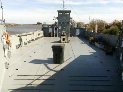119' Landing Craft For Sale $625,000.