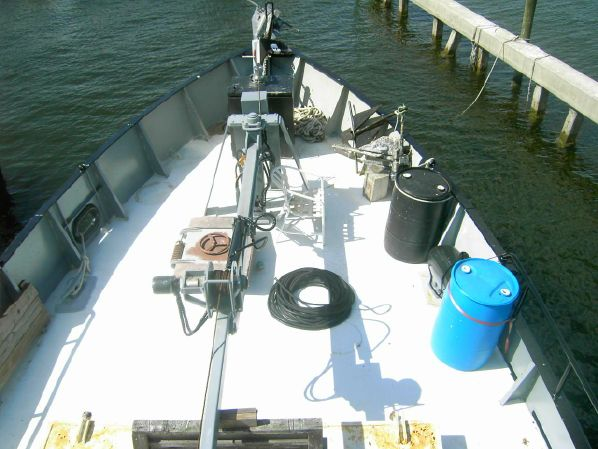 65' Army T-Boat now only $75,000.