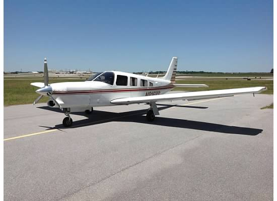 Aircraft Piper Saratoga 1982 Piper Turbo Saratoga SP For Sale $165,000.
