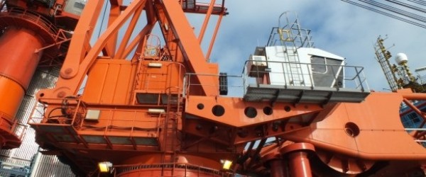Liebher BOS 6500 Offshore Crane For Sale