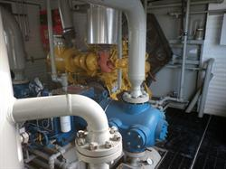 Compressor Package 2009 Ariel Model JGJ/2 325 HP For Sale