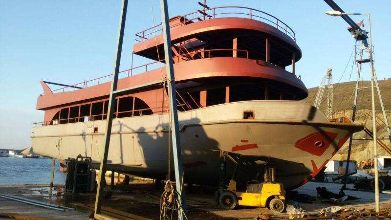 24m Passenger Excursion Ferry - 250 PAX - New Built For Sale