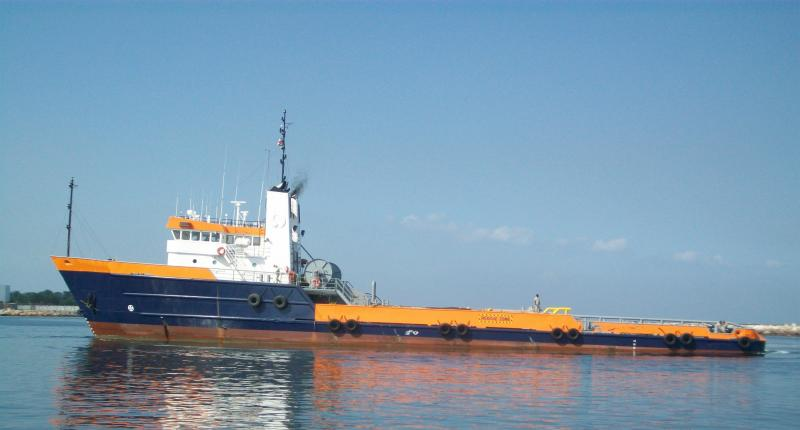 65m Anchor Handling Towing Tug Supply Vessel AHTS - For Sale