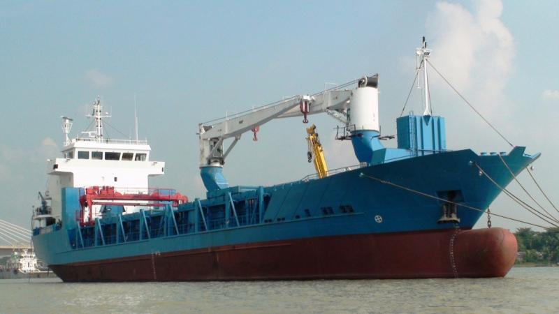 Multi Purpose Tween Deck Cargo Vessel for Sale