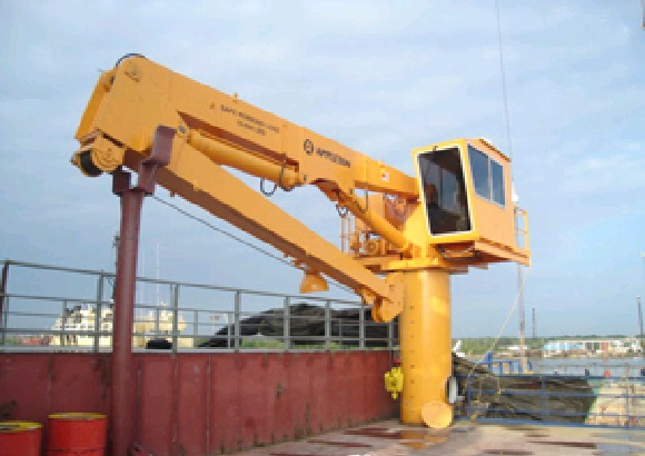 30 ton Knuckle Boom Crane For Sale - New, never used