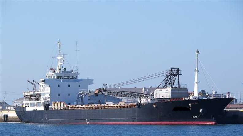 84m General Cargo Sand Carrier Ship 2,000 DWT For Sale