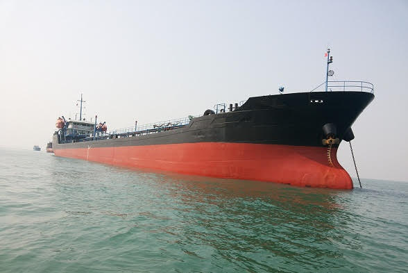 105m  Product Oil Tanker - 4900 Dwt For Sale