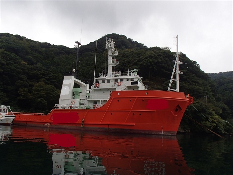 53m Offshore Support Vessel For Sale