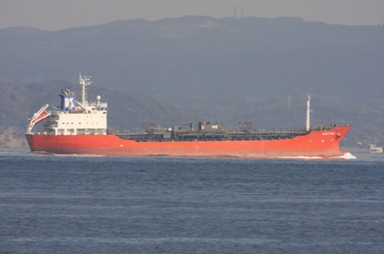 122m Chemical Tanker 8414 DWT 4550 KW For Sale