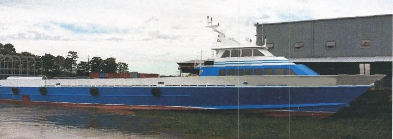 210' Fast Supply Vessel 70 Passengers 30 Knots For Sale