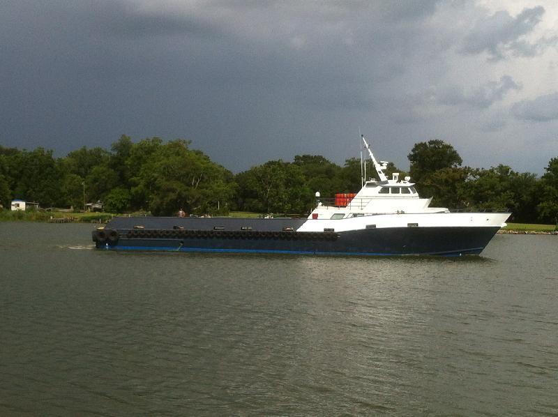 105' Crew Vessel