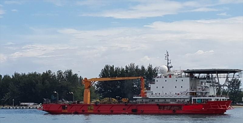 91m Offshore Accomodation and Maintenance Vessel - For Sale