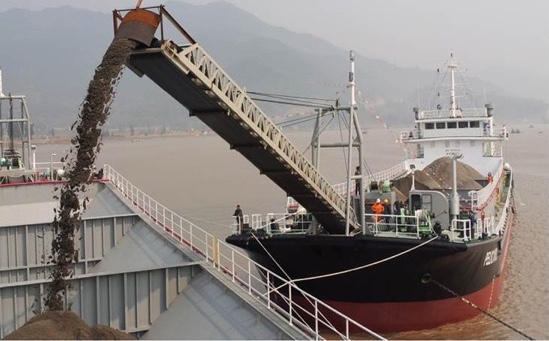 78m Self Unloading Harbor Sand Carrier RINA 2000m3 - 5 Units Available