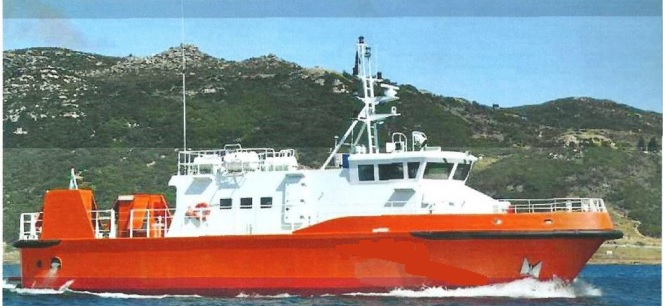 24m Crew /   Patrol Boat for Sale