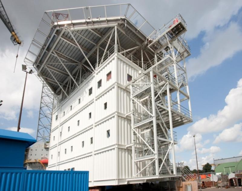 Accommodation module 50 / 80 pax For Sale