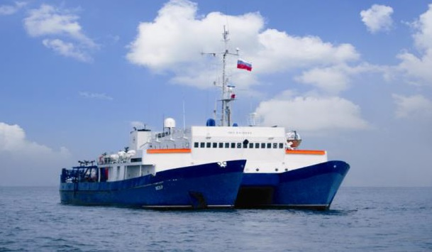 49m Research Survey Vessel Catamaran Built Poland 1989 Refit 2009 For Sale