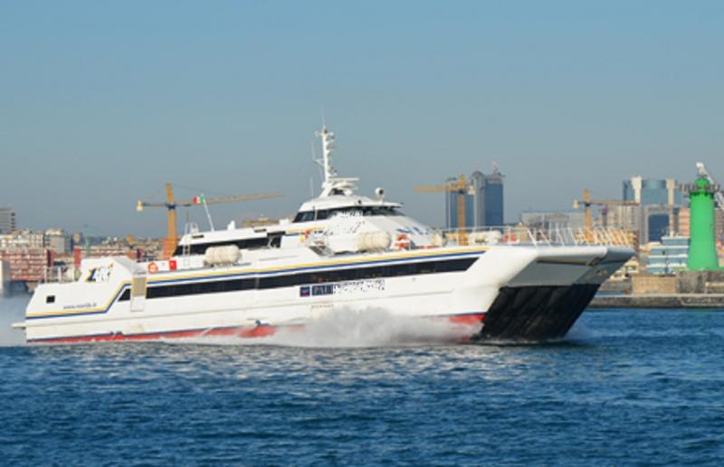 36m High Speed Passenger Ferry 330 Passengers For Sale