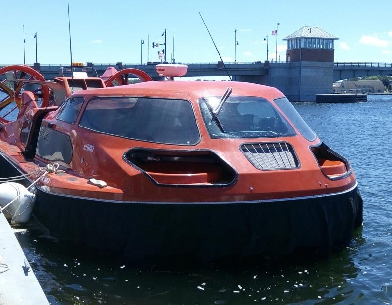 Airform 46 Hovercraft For Sale