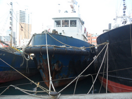 34m Towing Tug Boat 1993 - Bow Thrusters For Sale