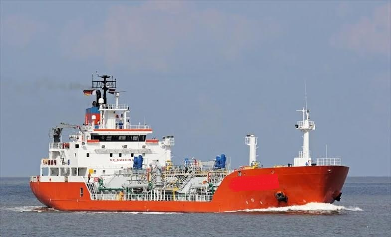 99M Liquefied Gas Carrier – 4400 CBM For Sale