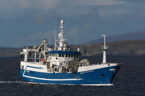 64m Pelagic Trawler Purse Seiner 2001 - Engine Overhaul 2015 For Sale