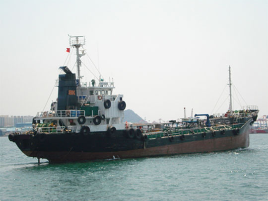 73m Product Oil Tanker 1986 - IMO III - DWT 1879 For Sale