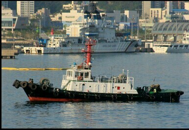 29m Harbor Tug Boat 1988 - Korea Built For Sale