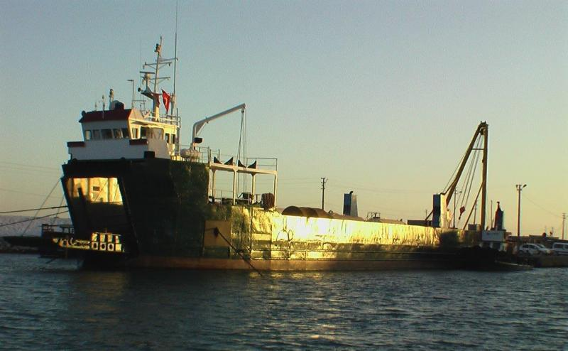 59m LCT Car Cargo Carrier 1976 - Aft Ramp - DWT 696 For Sale