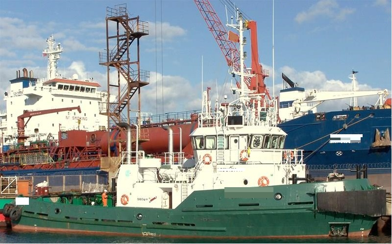 27m Twin Screw Ocean Going Tug - 41 BP - For Sale