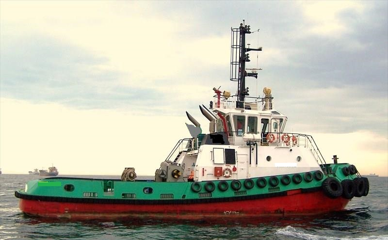 25m Twin Screw Ocean Going Tug - BP 48 - DWT 285 - For Sale