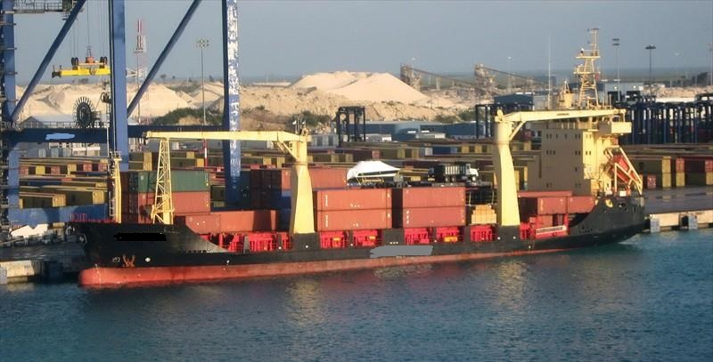 101m General Cargo - DWT 5562 - For Sale