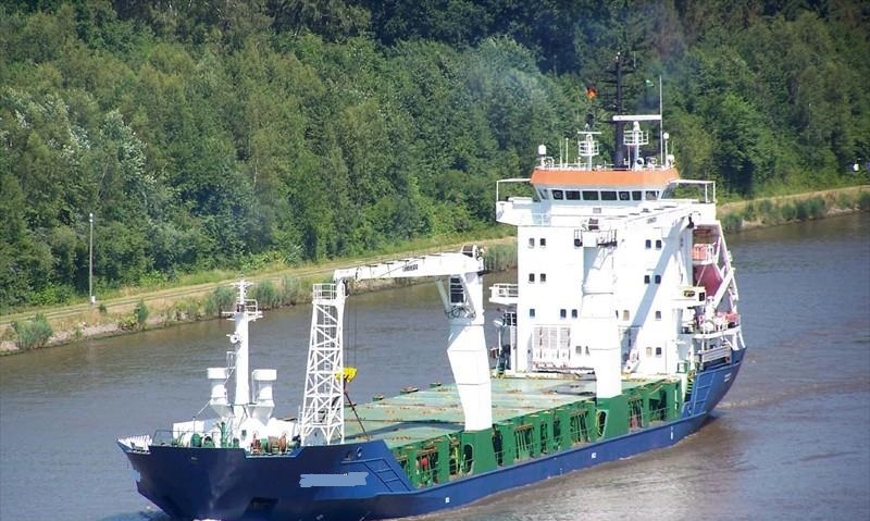 101m General Cargo - DWT 5062 - For Sale