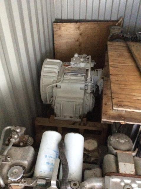 2 X Cummins Marine Transmissions ZF 4600 A For Sale