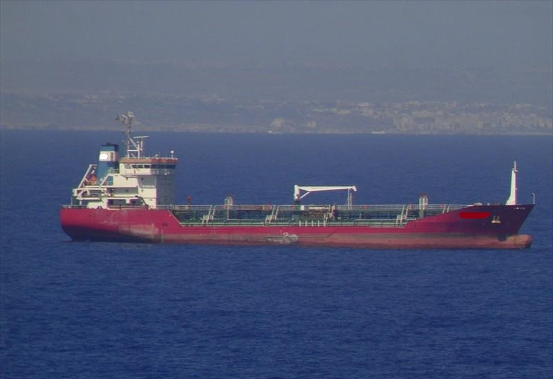 99m  Oil Chemical Tanker - Double Hull - DWT 5841  - For Sale