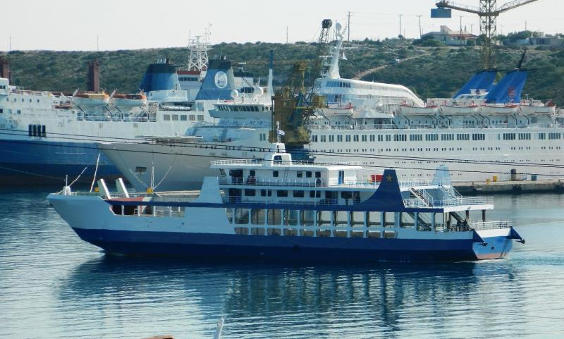 67m LCT Car Passenger Ferry 2016 - 500 PAX - 95 Cars For Sale